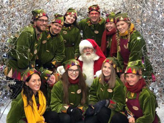 Santa's Elf Village – Under the Wishing Tree